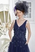 Jane 03 Vintage Tulle Evening Prom Dress